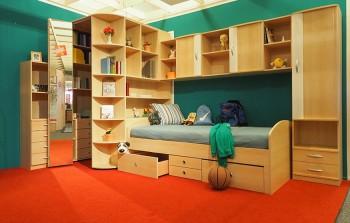 Jugendzimmer Marius
