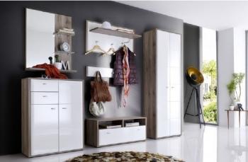 Garderobe Comino Kombi II
