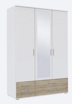 Kleiderschrank Rasant-Extra 3-trg.
