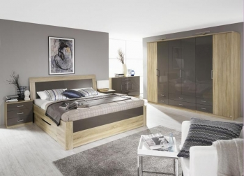 Schlafzimmer Arona 180x200