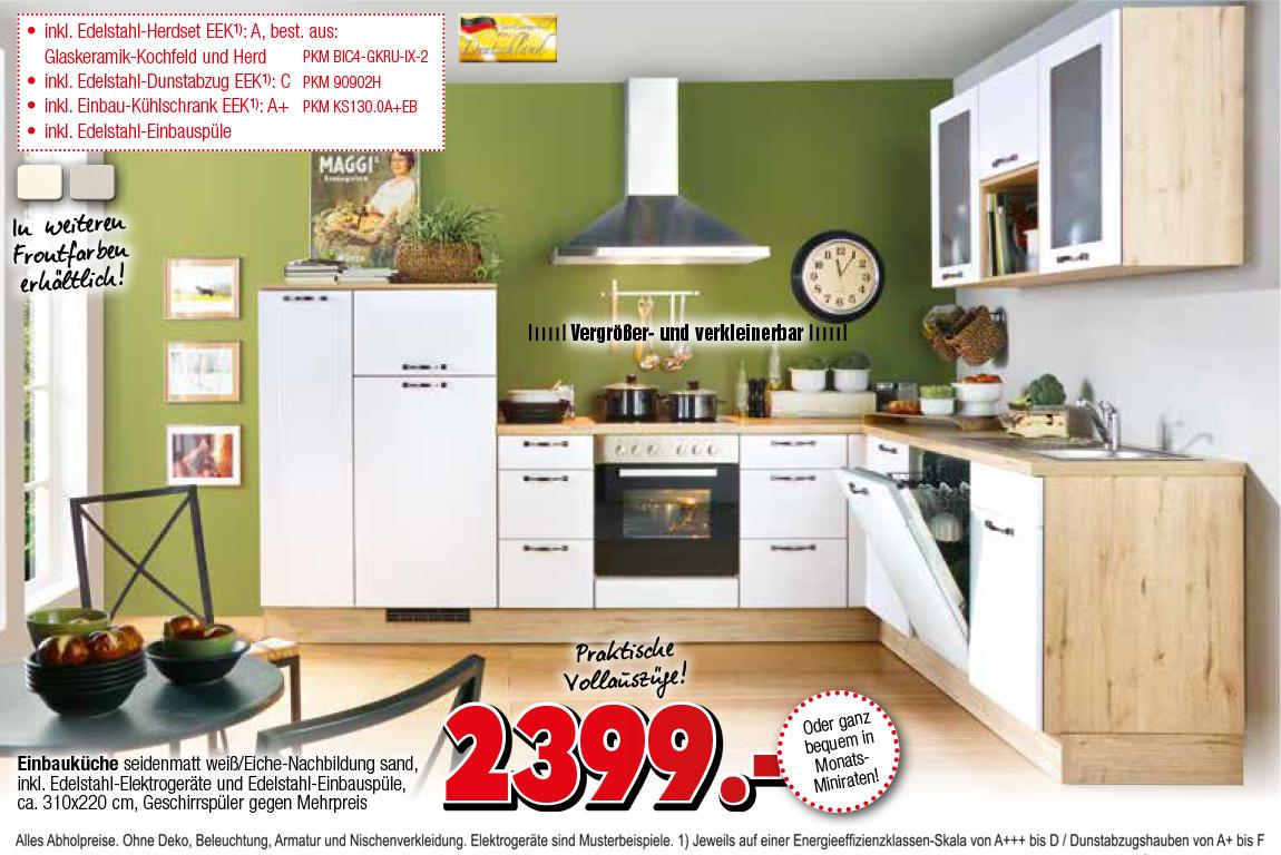 Kuche Frieda 12020