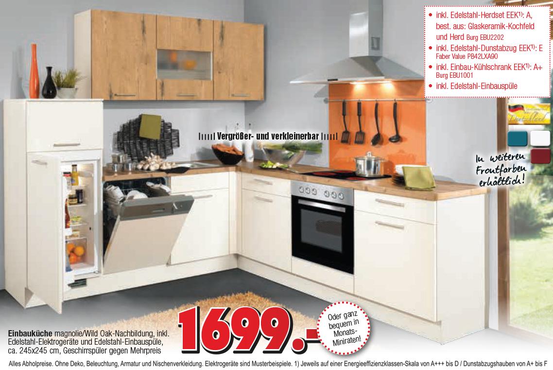 Küche Carla 12036